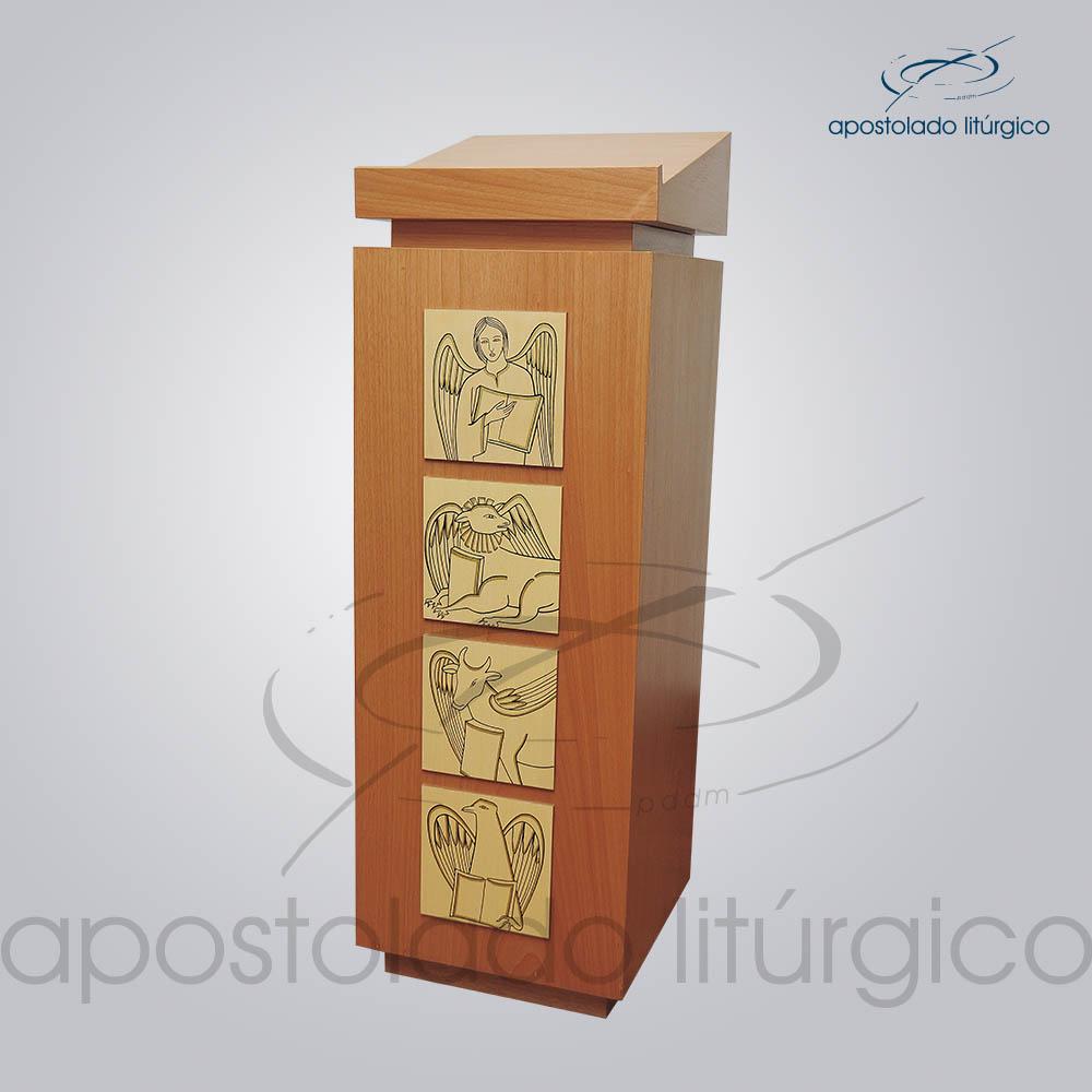 4222 Ambao Apocalipse II 115x38x38 cm 2   Apostolado Litúrgico Brasil