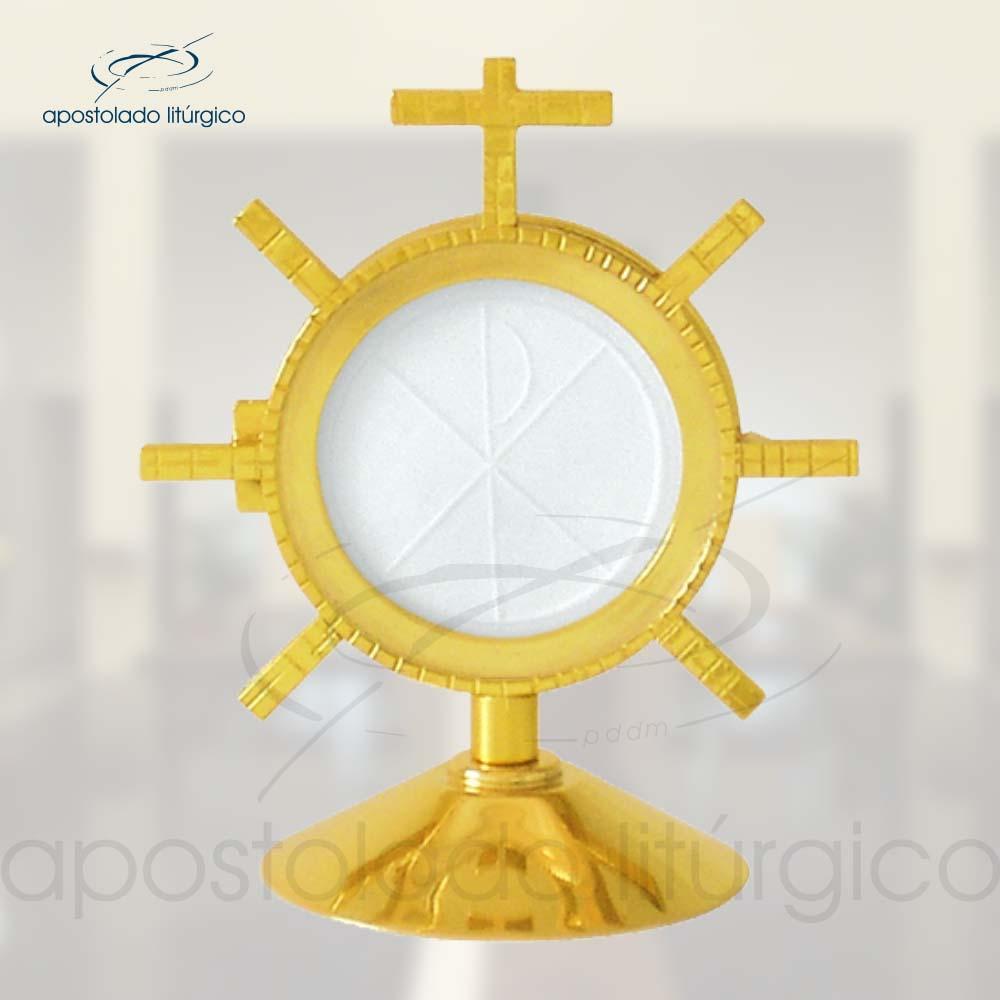 Ostensorio Ref 15 | Apostolado Litúrgico Brasil