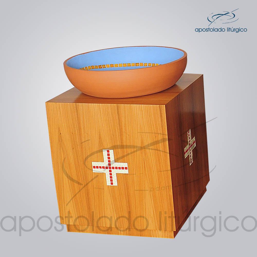 Suporte Madeira 70X60X60 cm | Apostolado Litúrgico Brasil
