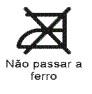 Não passar o ferro sobre a área aplicada | Apostolado Litúrgico Brasil