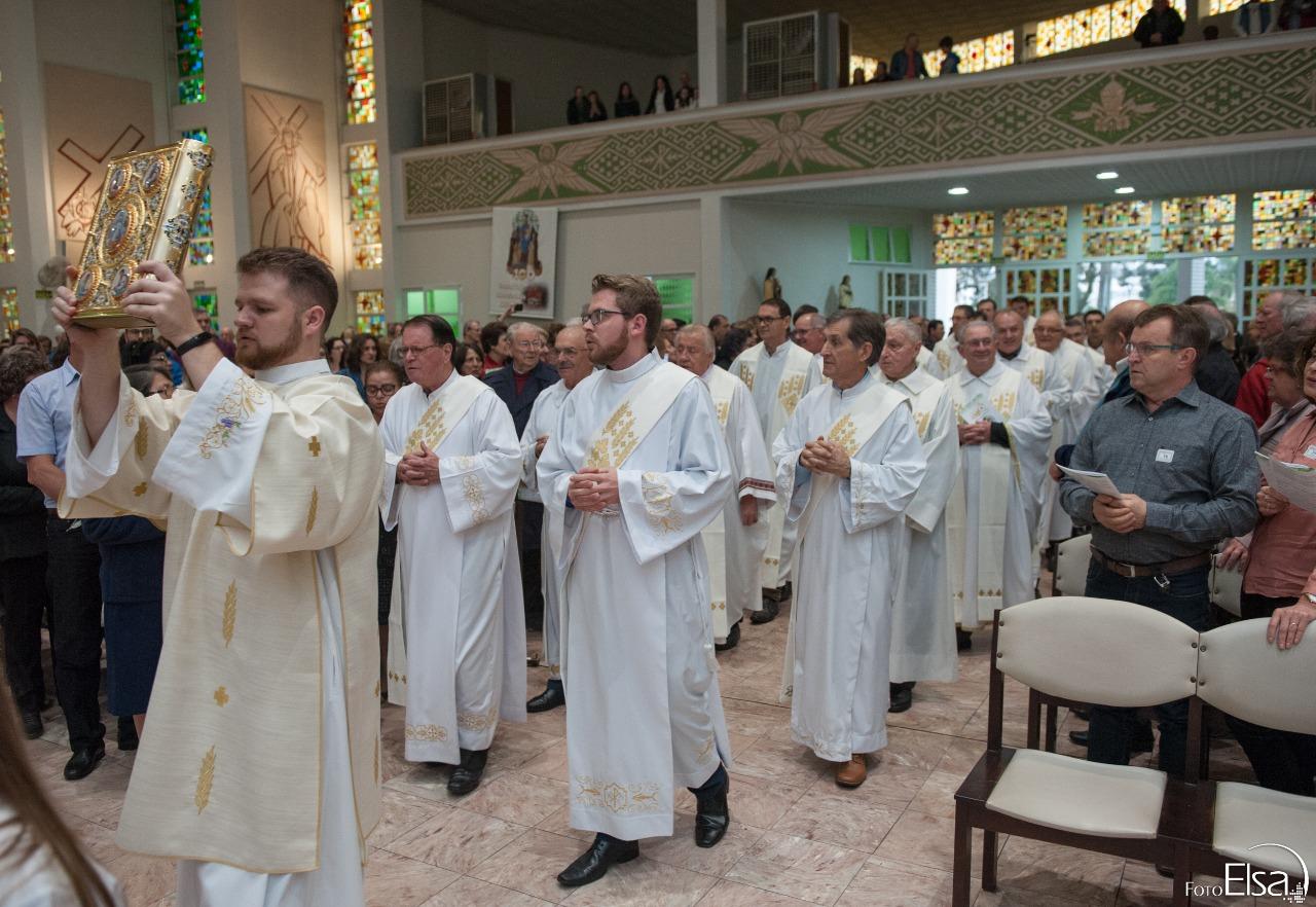 Centenário Paróquia da Catedral Diocese de Erexim