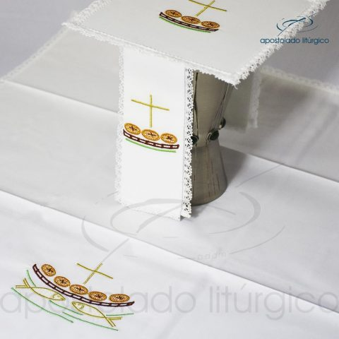Alfaias de algodão