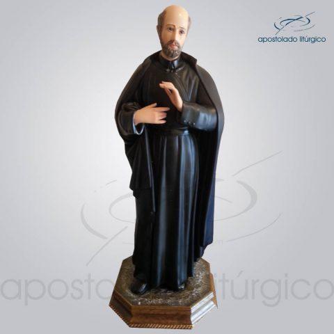 Imagem Santo Inácio de Loyola 80cm