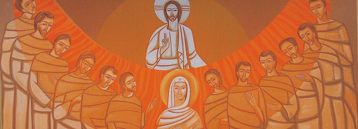 Pentecostes, inda do Espírito Santo